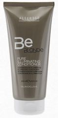 Alter Ego Be Blond Pure Illuminating Conditioner - Kondicionér pro lesk vlasů 200 ml