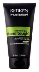 Redken For Men Stand Tough - Extra silný gel 150ml