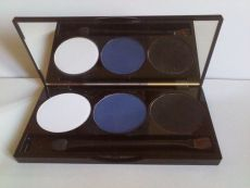 Keenwell Beauty Collection Palette - Paletka očních stínů č. 201 3 x 4g