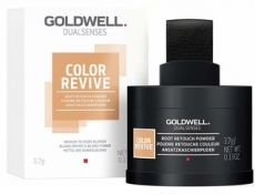 Goldwell Color Revive Root Retouch Powder Medium to Dark Blonde - Barvicí pudr na odrosty Medium to Dark Blonde 3,7 g