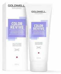 Goldwell Color Revive Color Giving Conditioner Light Cool Blonde - Kondicionér osvěžující barvu Light Cool Blonde 200 ml
