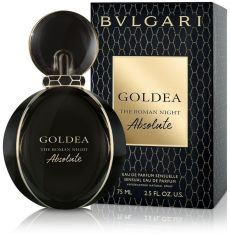Bvlgari Goldea The Roman Night Absolute EDP - Dámská parfémovaná voda 50 ml