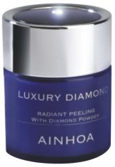 Ainhoa Luxury Diamond Radiant Peeling With Diamond Powder - Pleťový peeling s diamantovým práškem 100 ml