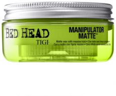Tigi Bed Head Manipulator Matte - Matující vosk 57 ml