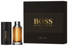 Hugo Boss The Scent For Men - EDT 50ml + Deodorant 75ml Dárková sada