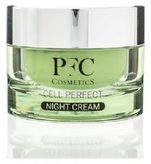 PFC Cosmetics Cell Perfect Night Cream - Noční krém proti stárnutí pleti 50 ml