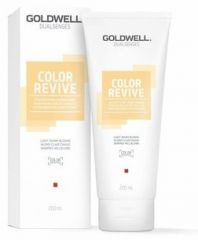 Goldwell Color Revive Color Giving Conditioner Light Warm Blonde - Kondicionér osvěžující barvu Light Warm Blonde 200 ml