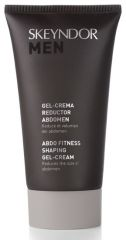 Skeyndor For Men Abdo Fitness Shaping Gel-Cream - Gel-krém pro zmenšení břicha 150ml