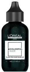 L´oréal Professionnel Colorful Hair Flash Pro Hair Make-up Hello Holo - Třpytivý vlasový make-up 60 ml