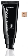 Germaine de Capuccini Nude Wear SPF 15 467 Tender Beige - Make- up modelující tvář 30 ml