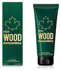 Dsquared2 Green Wood After Shave Balm - Balzám po holení 100 ml