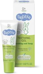 Bebble Teething Gel Soothing and Tasty - Gel na dásně 20 ml