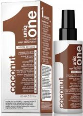 Uniq One All in One Hair Treatment Coconut - kokosová neoplachující maska na vlasy 150 ml