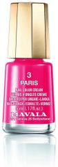 Mavala Minicolor Nail Care - Lak na nehty č.3 Paris 5 ml