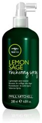 Paul Mitchell Tea Tree Lemon Sage Thickening Spray - Objemový nezatěžující sprej 200 ml