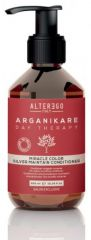 Alter Ego Arganikare Day Therapy Miracle Color Silver Maintain Conditioner - Kondicionér proti žlutým odleskům 300 ml