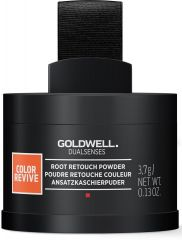 Goldwell Color Revive Root Retouch Powder Cooper Red - Barvicí pudr na odrosty Cooper Red 3,7 g