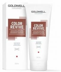 Goldwell Color Revive Color Giving Conditioner Warm Brown - Kondicionér osvěžující barvu Warm Brown 200 ml