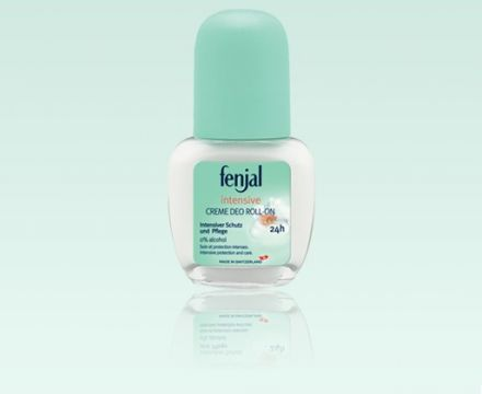 Fenjal Intensice Creme Deo Roll-On - Krémový roll-on deodorant 50 ml
