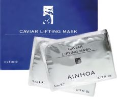 Ainhoa Luxury Diamond Caviar Lifting Mask - Kaviárová liftingová maska 4 x 5 ml