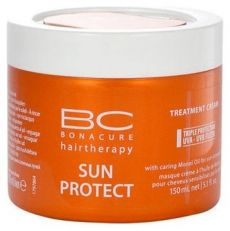 Schwarzkopf BC Sun Protect Treatment Cream - Regenerující maska 150ml