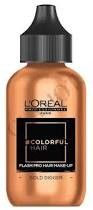L´oréal Professionnel Colorful Hair Flash Pro Hair Make-up Spice is Nice - Oranžový vlasový make-up 60 ml