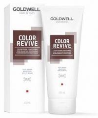 Goldwell Color Revive Color Giving Conditioner Cool Brown - Kondicionér osvěžující barvu Cool Brown 200 ml