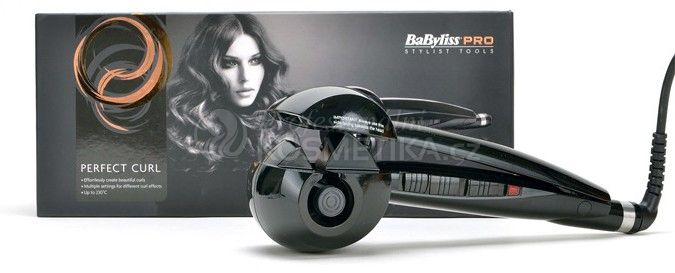 Babyliss Pro The Perfect Curl Machine BAB2665E - Kulma na vlasy Mira Curl®  ... eb25d2ed5f1