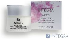 Integra Active Hydrovital Super Moisturizing Cream - Hydratační krém 50ml