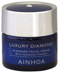 Ainhoa Luxury Diamond Pleasure Facial Cream With Diamond Powder - Pleťový krém s diamantovým práškem 50 ml