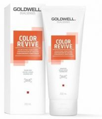 Goldwell Color ReviveColor Giving Conditioner Warm Red - Kondicionér osvěžující barvu Warm Red 200 ml
