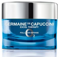 Germaine de Capuccini Excel Therapy O2 Cityproof Pollution Defense Cream - Okysličující krém 50 ml