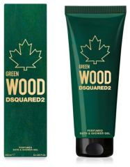 Dsquared2 Green Wood Bath and Shower Gel - Sprchový gel 250 ml