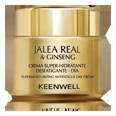 Keenwell Royal Jelly & Ginseng Supermoisturizing Anti-Fatigue Day Cream - superhydratační denní krém 80ml