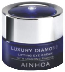 Ainhoa Luxury Diamond Lifting Eye Cream With Diamond Powder - Liftingový Oční Krém S Diamantovým Práškem 15 ml