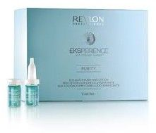 Revlon Professional Eksperience Treatment Purity SOS Scalp Purifyinf Lotion - Sérum proti lupům 12 x 7 ml