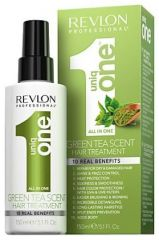 Uniq One Green Tea Scent - Neoplachující maska na vlasy se zeleným čajem 9  ml d7af615cbb5