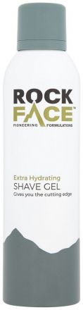 Rock Face Extra Hydrating Shave Gel - Gel na holení 200 ml