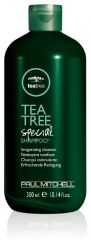Paul Mitchell Tea Tree Special Shampoo - Osvěžující šampon 300 ml