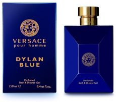 Versace Dylan Blue Bath&Shower Gel - Sprchový gel 250 ml
