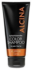 Alcina Styling Color šampony Color Shampoo Copper - Color šampon - měděný 200ml