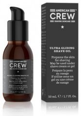 American Crew Ultra Gliding Shave Oil - Olej na holení 50 ml